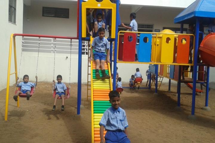 S J P N Trust School-Kindergarten