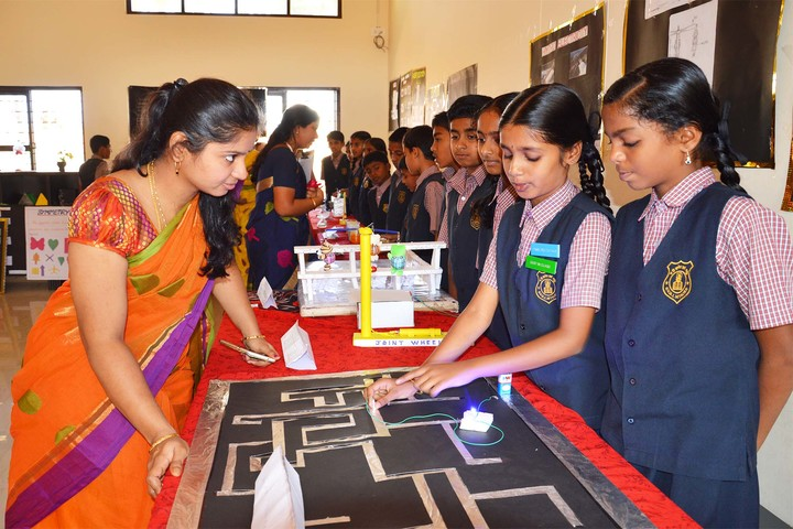 S V E I School-Primary Science Exhibition