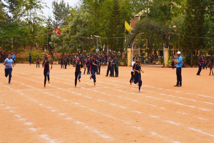 S V E I School-Sports Day