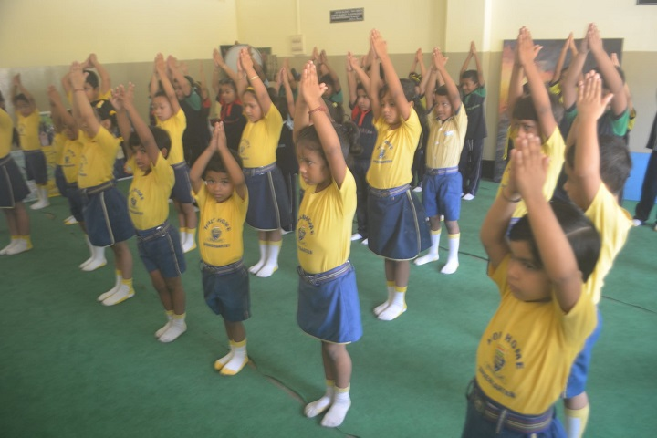 Holy Home Secondary School-Yoga