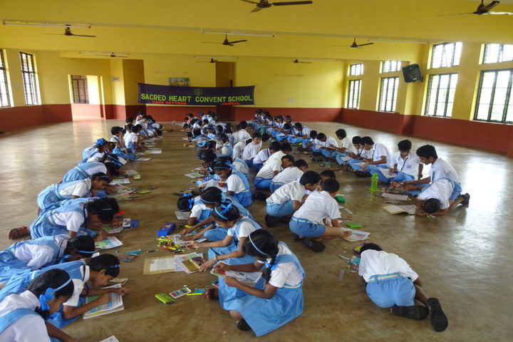 Sacred Heart Convent School-Activity Room