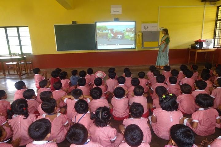 Sacred Heart Convent School-Smart Classes
