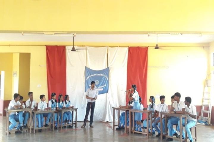 Sacred Heart Convent School-Debate