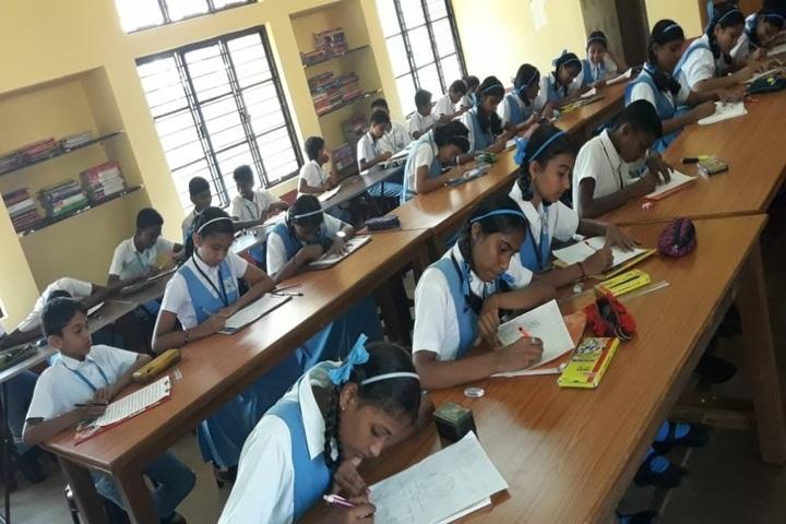 Sacred Heart Convent School-Posture Making