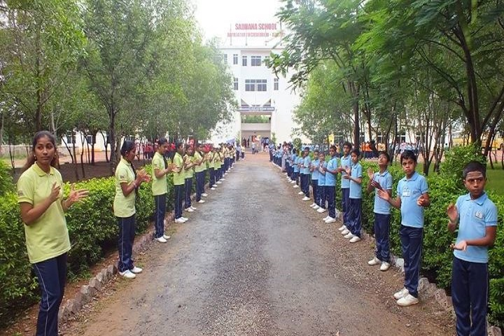 Sadhana English Medium School