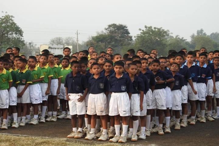 Sainik School-Sports-Team