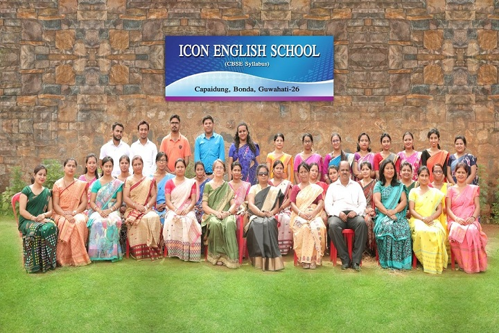 Icon English School-Staff
