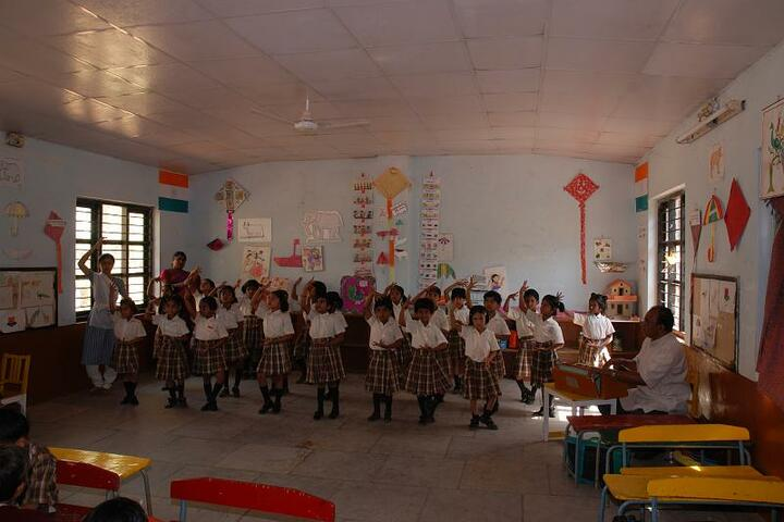 Sandur Residential Composite Junior College-Activity Room