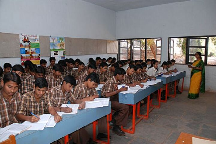 Sandur Residential Composite Junior College-Classroom