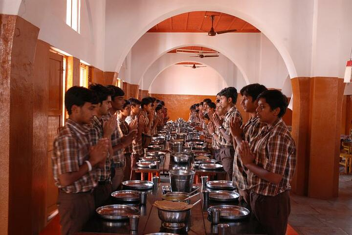 Sandur Residential Composite Junior College-Dinning Hall