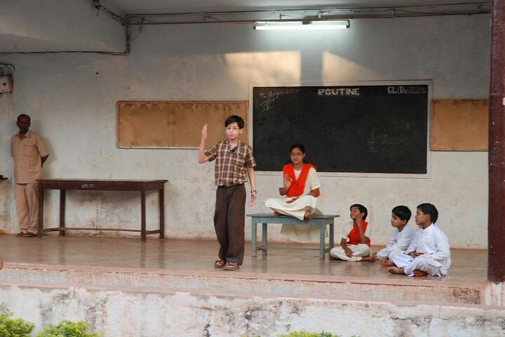 Sandur Residential Composite Junior College-Drama