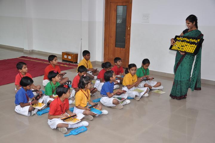 Sanganabasava Shishuniketan School-Abacus