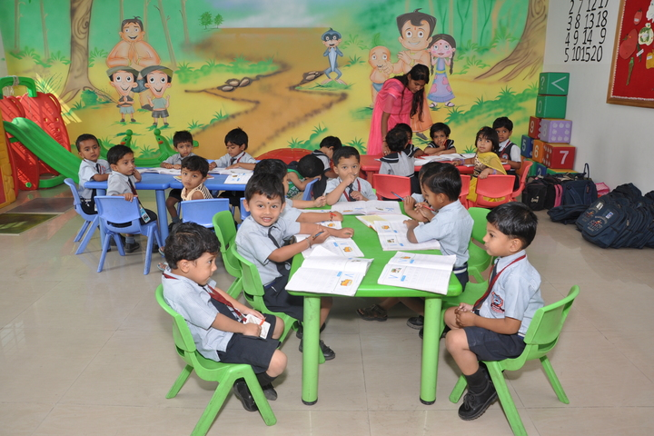 Sanganabasava Shishuniketan School-Pre Primary Class