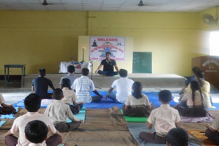 Indus Academy-Yoga