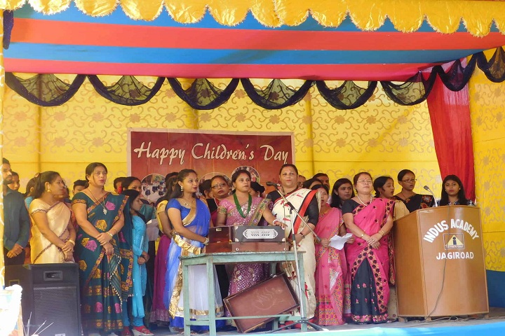 Indus Academy-Childrens Day Celebrations