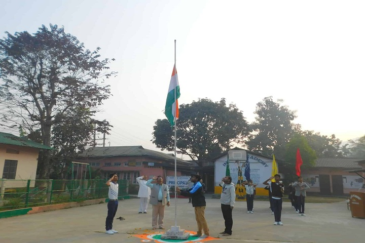 Indus Academy-Republic Day