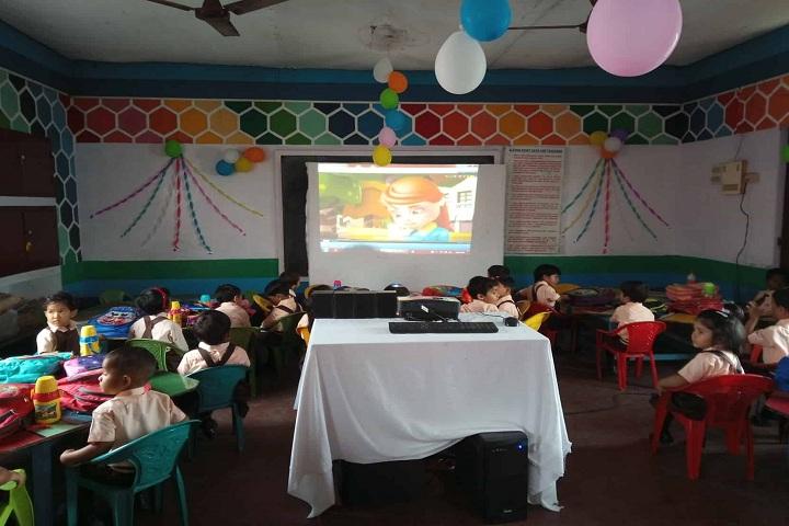 Indus Academy-Smart class