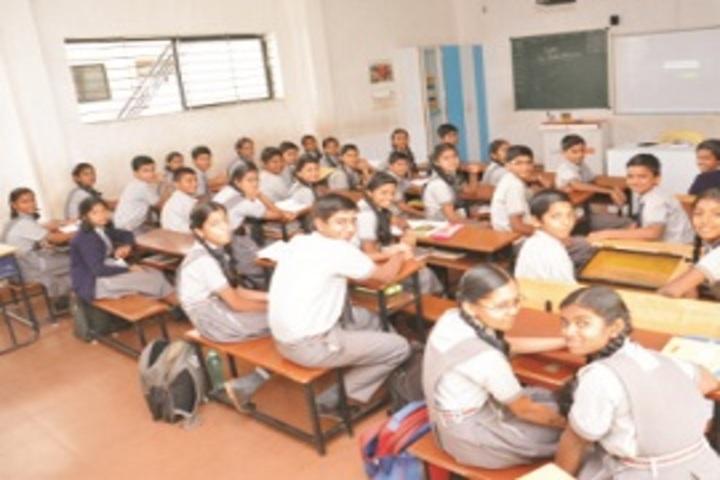 Sanskaar English Medium School-Classroom
