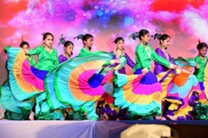 Sanskaar English Medium School-Dance