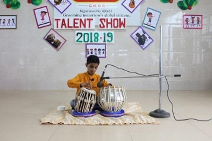 Sanskaar English Medium School-Music