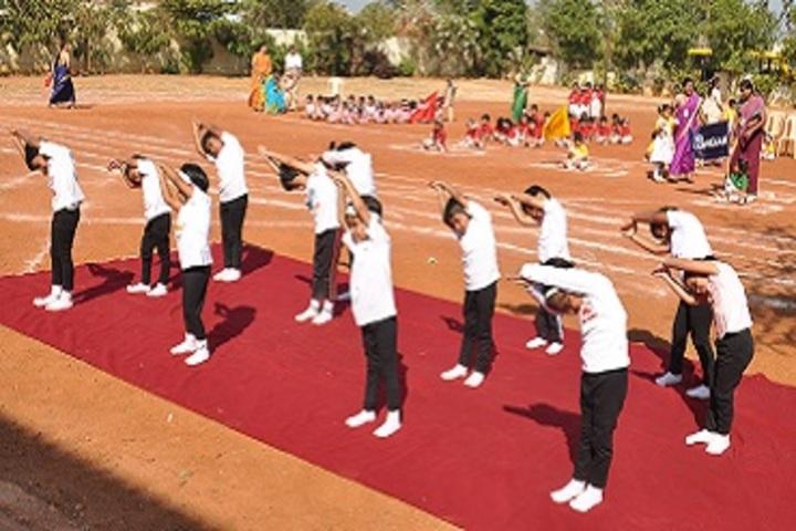 Sanskaar English Medium School-Yoga