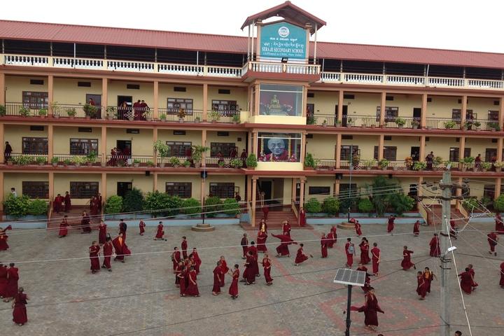 Sera Je Secondary School-Campus