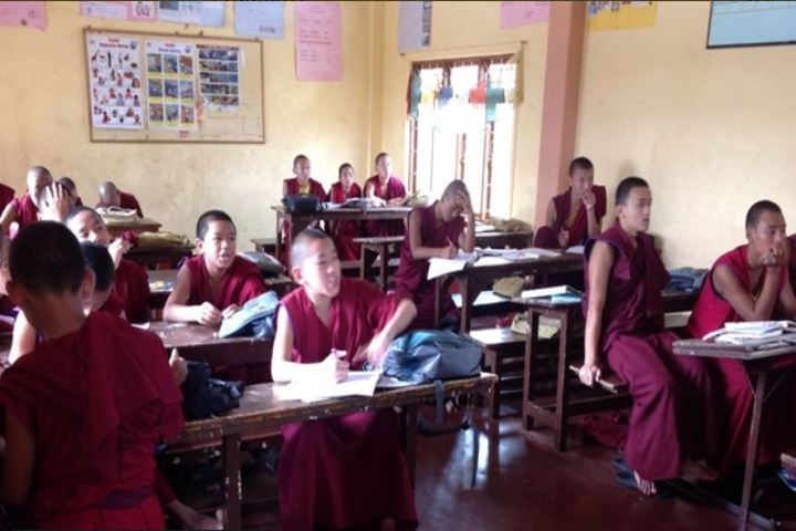 Sera Je Secondary School-Classroom