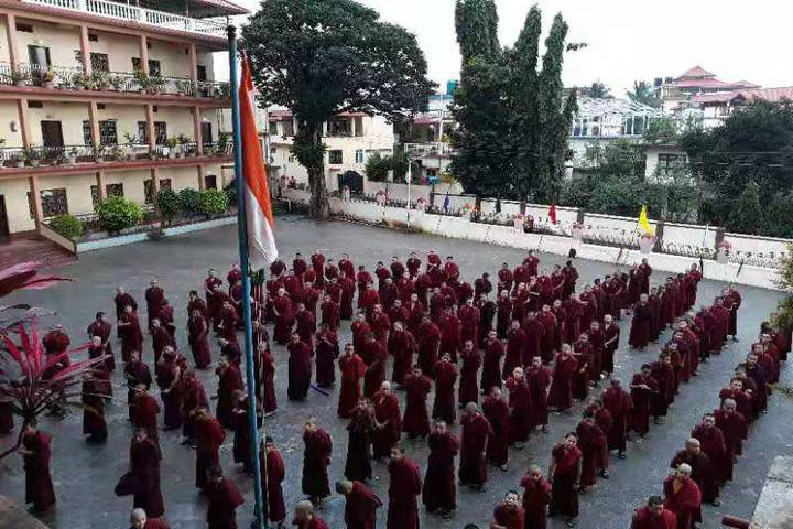 Sera Je Secondary School-Independence Day