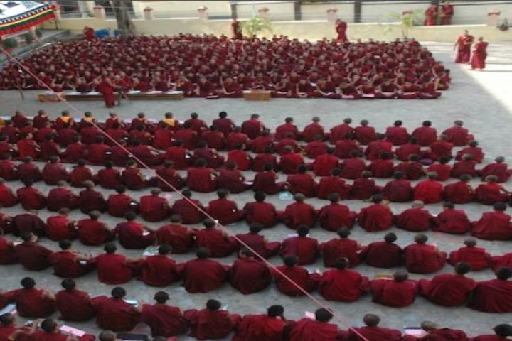 Sera Je Secondary School-Prayer Session