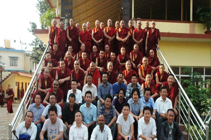 Sera Je Secondary School-Staff Members