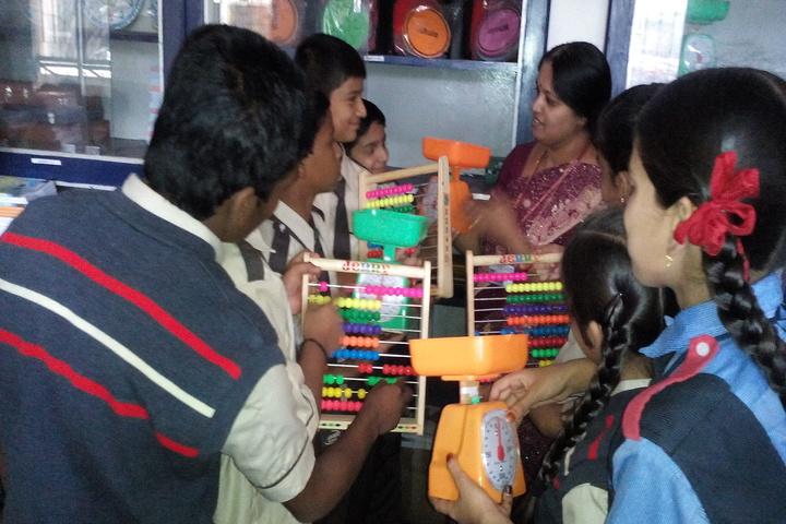 Shaikh Central School-Abacus Progress