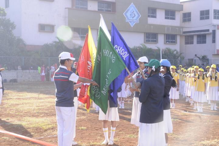 Shaikh Central School-Annual Sports Day