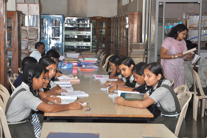 Shaikh Central School-Library