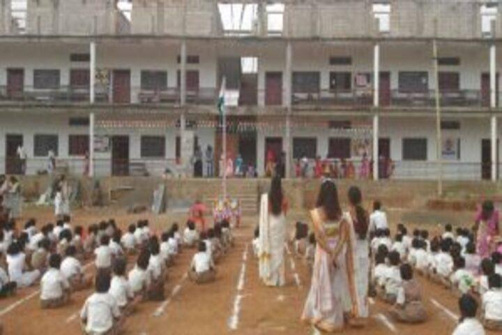 Shakambhari Vidyaniketana-Assembly