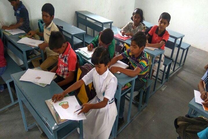 Shakambhari Vidyaniketana-Drawing Competition