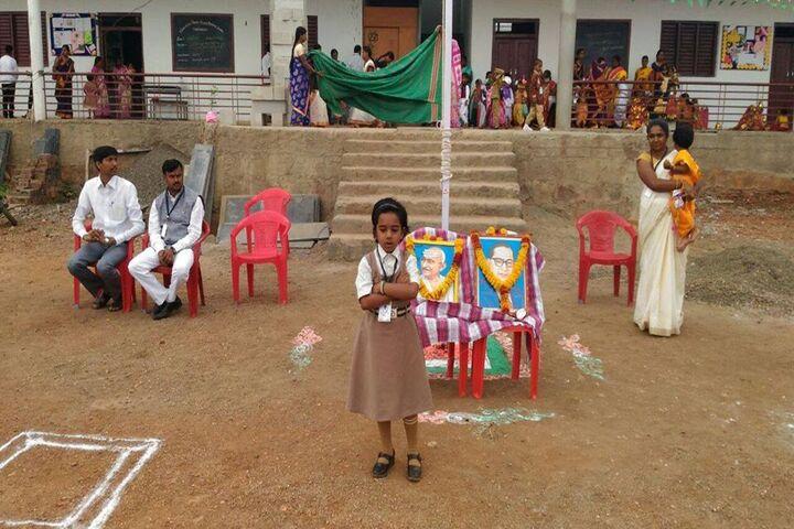 Shakambhari Vidyaniketana-Independence Day