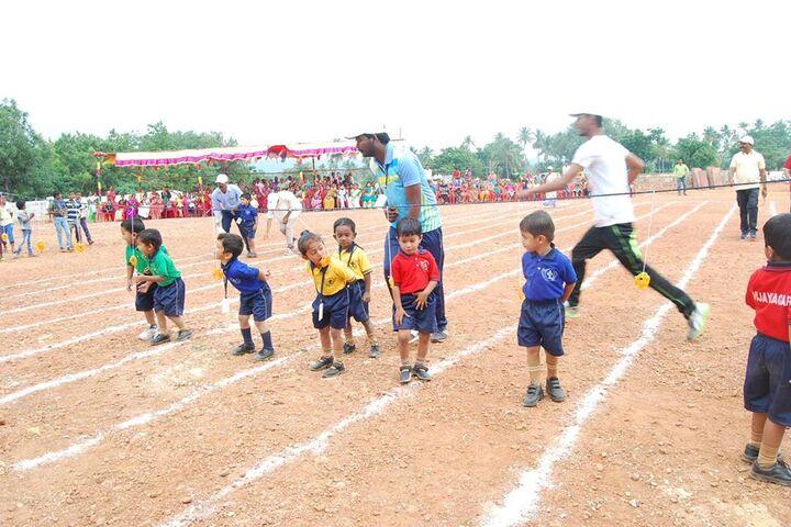 Shakambhari Vidyaniketana-Sports Day