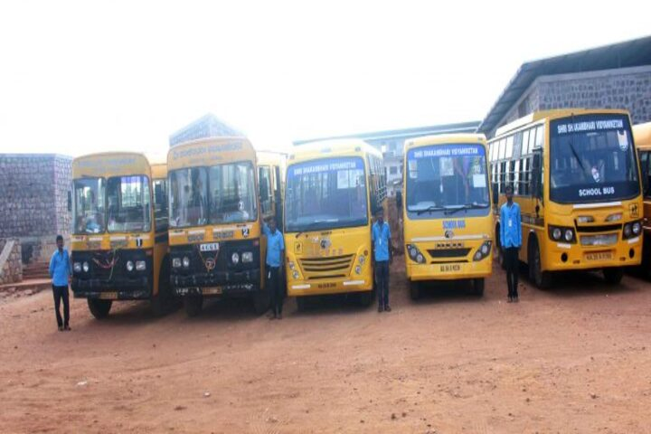Shakambhari Vidyaniketana-Transport