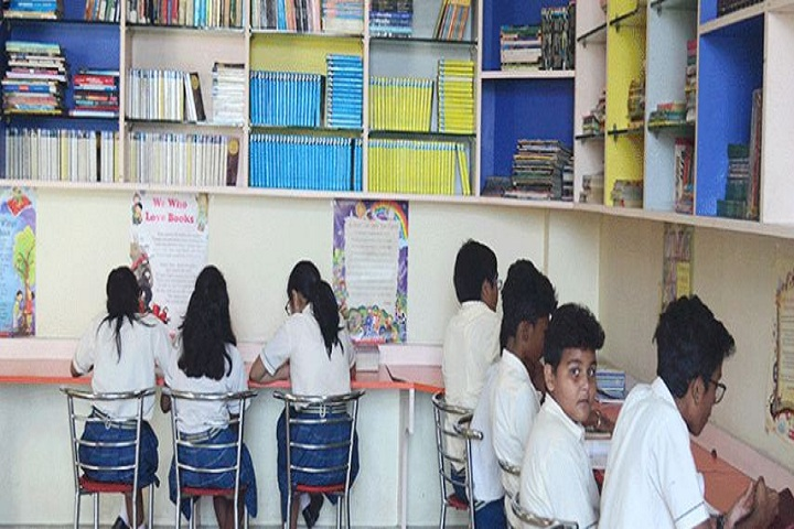International School Guwahati-Library