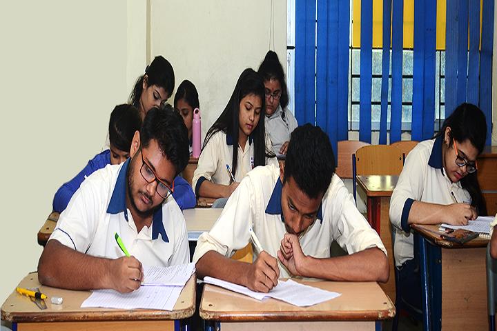 International School Guwahati-Classroom