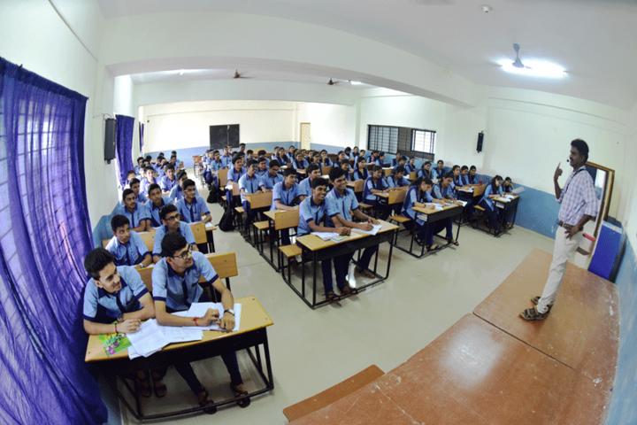 Sharada Vidya Nikethan Public School-Classroom