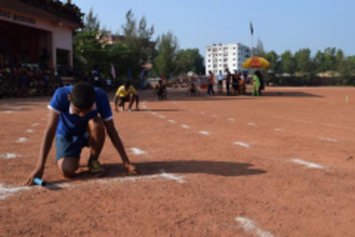 Sharada Vidya Nikethan Public School-Sports