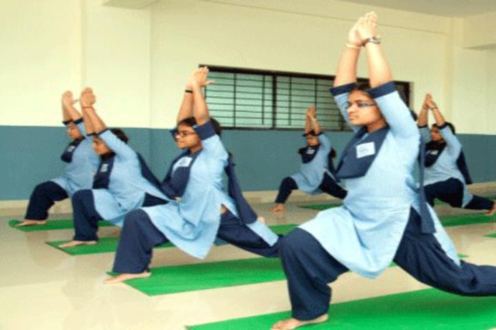 Sharada Vidya Nikethan Public School-Yoga