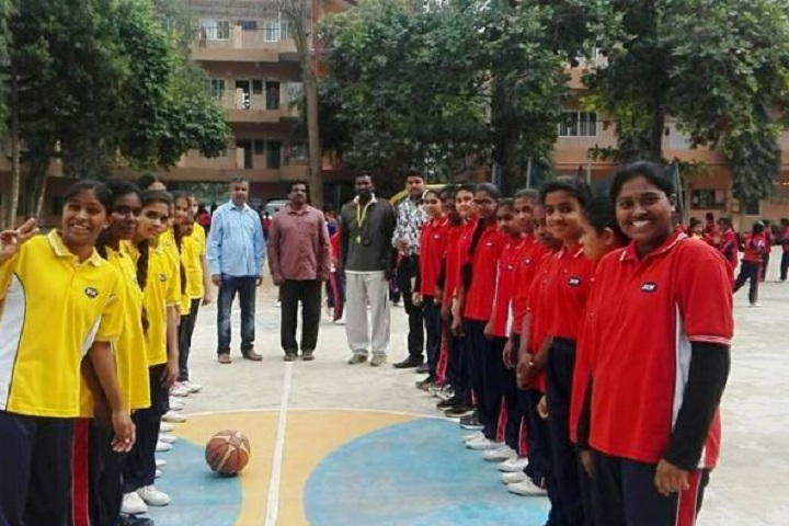 Sharda Vidya Mandira-Sports Day