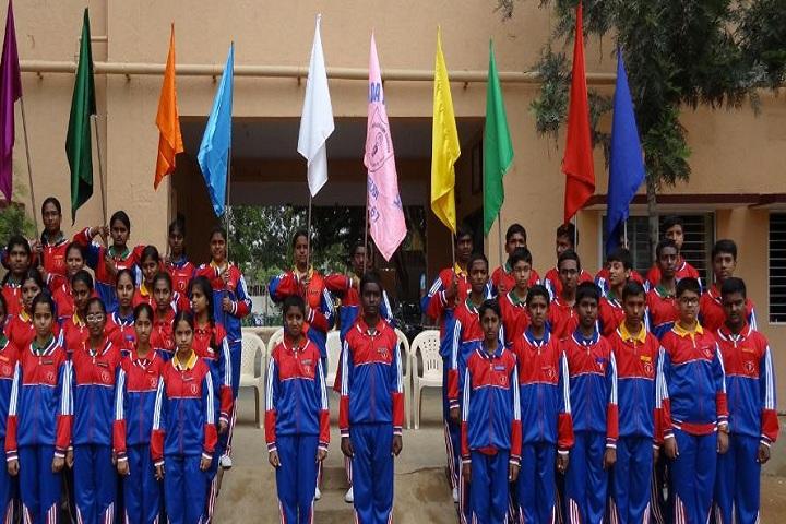 Sharda Vidya Mandira-Sports Meet