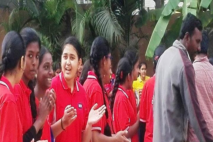Sharda Vidya Mandira-Students