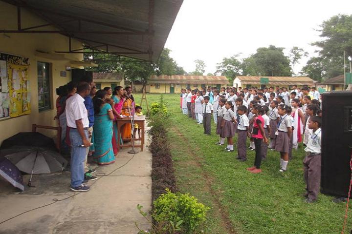 ITBP Public School-Teachers Day