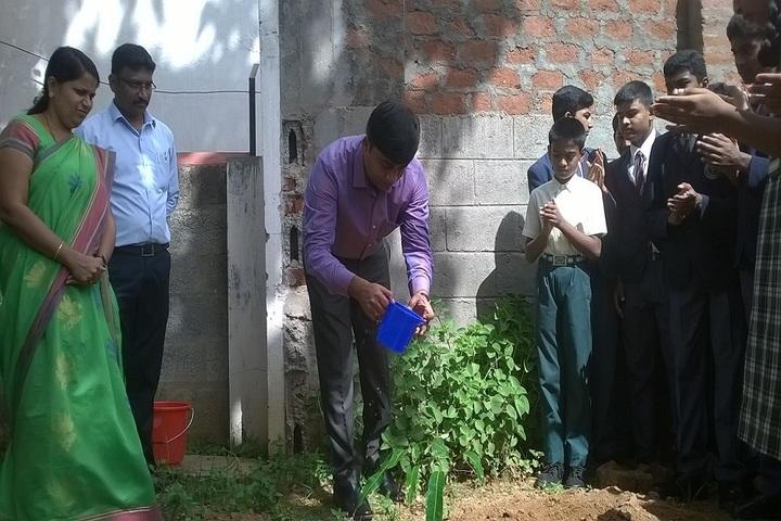 Shikshkarni Central School-Environmental Day