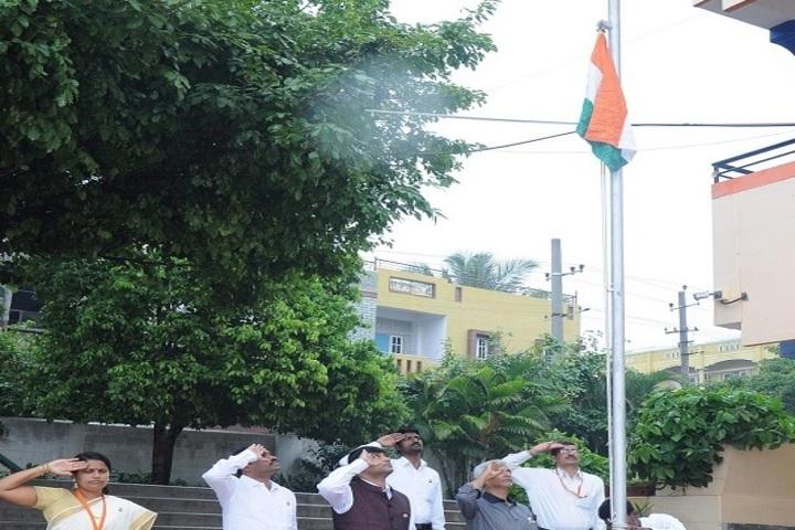 Shikshkarni Central School-Independence Day