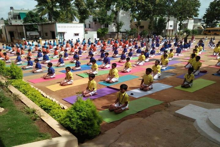 Shikshkarni Central School-Yoga
